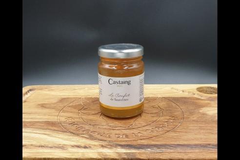Confit de Sauternes Castaing Poids: 100g - Prix au kilo € TTC : 60 €/Kg - 1