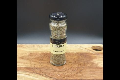 Herbes de Provencce - Jean d'Audignac Poids: 25g - Prix au kilo € TTC : 120 €/Kg - 1