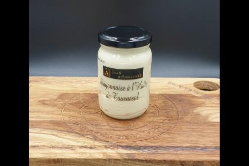 Mayonnaise Poids: 180gr - Prix au kilo € TTC :17,78 €/Kg - 1