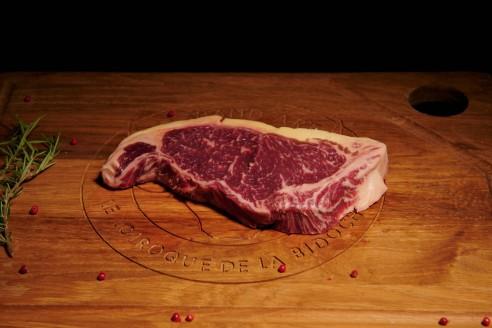 Entrecôte - Bœuf Galice maturée Poids : environ 300g - Prix au kilo € TTC : 65 €/Kg - 1