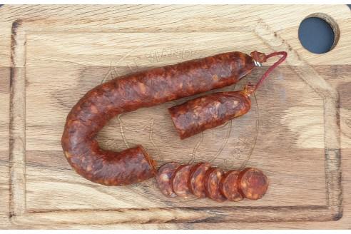 Chorizo Natural piquant Poids: 200g - Prix au kilo € TTC :30 €/Kg - 1