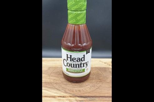 Sauce BBQ US Poids: 566g - Prix au kilo € TTC :12,20€/Kg - 1